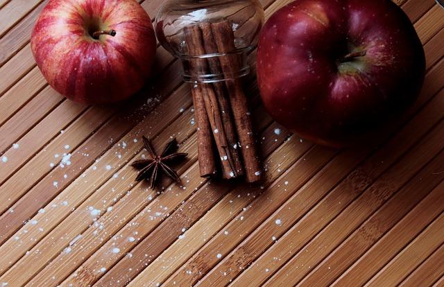 Schneller Apfel-Zimt Likör