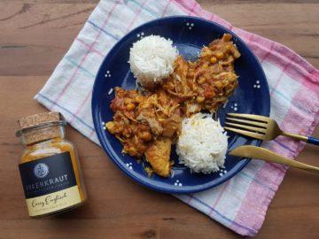 Curry-Pfanne
