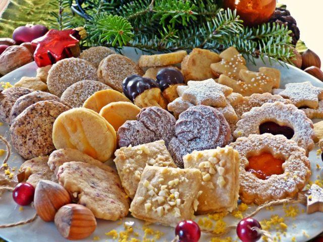 schnelle Weihnachtsplätzchen Rezepte